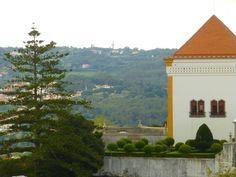 Pormenor Palácio Vila Sintra, Portugal , foto Emília Reis