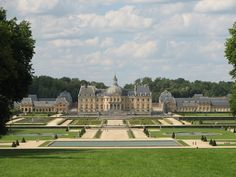 You May Be Wandering: Vaux Le Vicomte
