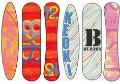 SurfBoards SnowBoards Skateboards Aaron Bonshor
