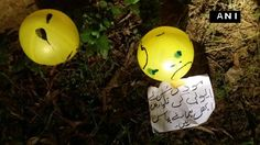 Balloons With 'Threatening' Messages For PM Modi In Urdu Found In Punjab
