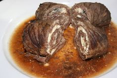 (CP)Blue Cheese & Steak Roll Ups- 4 hours and done, could use allouette brie's instead!