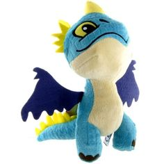 Amazon.com: How To Train Your Dragon Movie 8.5 Inch Plush ...