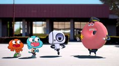 amazing world of gumball cute eyes - Google Search