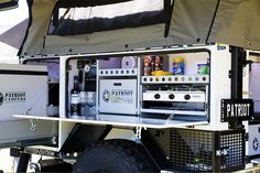 The Award Winning Patriot Camper Off Road Camper Trailer - Patriot Campers Off Road Camping, Truck Camping, Van Camping, Camping Glamping, Camping Stuff, Camping Survival, Enclosed Trailer Camper, Cargo Trailer Camper, Camper Trailers