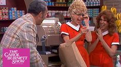 A shopper (Harvey Korman) is trying to check out of the grocery store quickly so he can get back to his date.  What did you think of this comedy sketch?