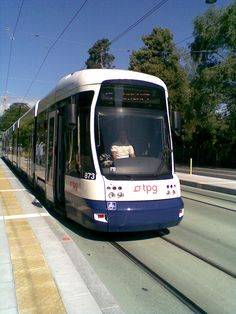 Tram in Geneva