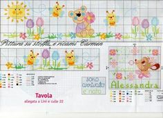 This Pin was discovered by мар Cross Stitch For Kids, Cute Cross Stitch, Cross Stitch Bird, Cross Stitch Borders, Cross Stitch Animals, Counted Cross Stitch Patterns, Cross Stitch Charts, Cross Stitch Designs, Cross Stitching
