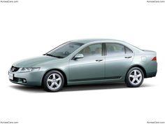 Honda Accord Sedan 2.4TL [EU] (2003)