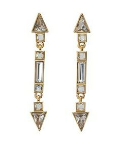 Vince Camuto C400913 #accessories  #jewelry  #earrings  https://www.heeyy.com/suggests/vince-camuto-c400913-gold-crystal/