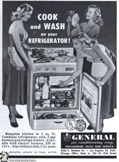 Odd Vintage Products You Won't Find Today......I think someone should look into this now!...hahaha