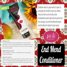 Check out the new Perfectly Posh Conditioner! Naturally based, made in the USA and all products are under $25. Shipping is just $5 for any order! Www.perfectlyposh.com/donnastaplescarter