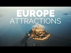 25 Top Tourist Attractions in Europe - Travel Video - YouTube