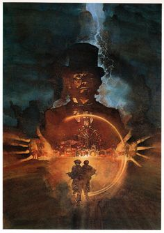 Something Wicked This Way Comes by Ray Bradbury (Artist - David Grove)
