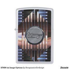 SFMM-22 Image Options Zippo Lighter