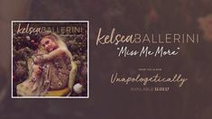 Love this song💕💕💕💕💕Kelsea Ballerini - Miss Me More (Official Audio) Music Quotes, Music Songs, Music Videos, Much Music, Good Music, Kelsea Ballerini, Bettering Myself, Country Songs, Sound Of Music