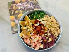 CASA BOWL Bowl, Video, Cobb Salad, Salsa, Brunch, Mexican, Ethnic Recipes, Salsa Music