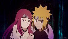 minato and kushina | Minato x Kushina - Naruto Photo (31167488) - Fanpop fanclubs