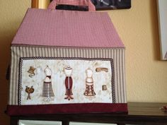 Casa para la máquina de coser