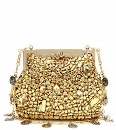 Dolce & Gabbana - Embellished clutch