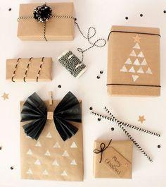 EL MUNDO DEL RECICLAJE: Envuelve tus regalos con material reciclado
