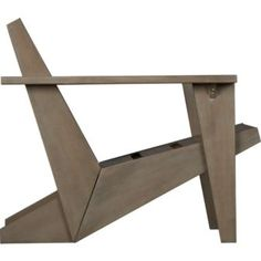 Sawyer chair by CB2 $249