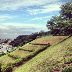 耳をすませばの丘@聖蹟桜ヶ丘