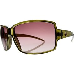 2c008c9822 Electric Vol Sunglasses - Electric Women s Designer Eyewear - Olive Brown  Gradient from Electric Surf