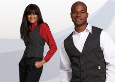 Vest Uniform | Suit Vests | Short Vest | Apron Vest | Vests for Men and Women | Superior Uniform Group®