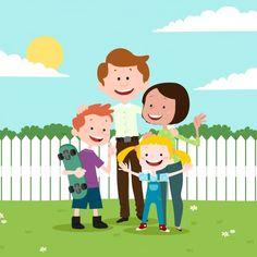 Wierszyk: Dzień Rodziny dla dzieci do pobrania i wydruku za darmo. Rymowanka do zaproszenia, recytowania, na przedstawienie czy uroczystość.