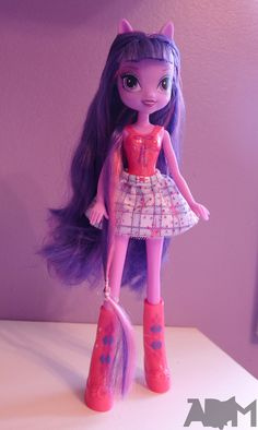 Christmas Gift Idea for My Little Pony Fans – My Little Pony Equestria Girls Doll – Enter Giveaway