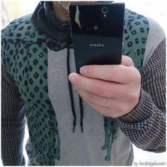 SUÉTERES PARA HOMBRE · Suéter by RaRe London y camiseta de cuello alto by  Zara Camiseta De Cuello Alto 798bb83fb837