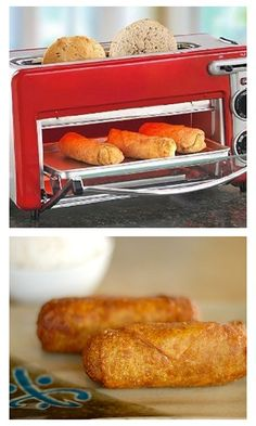 Great finds like this toaster from the HGNJ Shopping Mall!