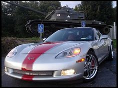 2005 Chevrolet Corvette Supercharged LS2, Show Car presented as lot K196 at Kissimmee, FL 2013 - image1