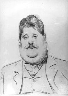 Double chin Joseph Urban-gezeichnet von R Swoboda, um 1900 - Double chin - Wikipedia, the free encyclopedia