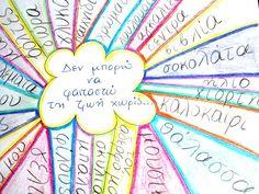 Dyslexia at home: Δεν μπορώ να ζήσω χωρίς..! Ανάπτυξη λεξιλογίου στο δυσλεξικό παιδί