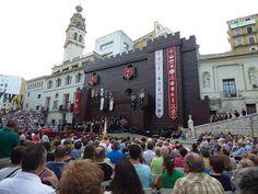 DIARIO DIGITAL D'ONTINYENT: Més de 1000 espectadors gaudeixen del Concert de F...