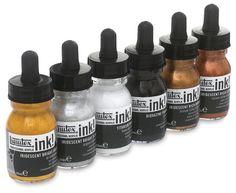 Metallic Ink Color Set