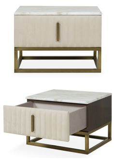 Warwick Bedside Table | The Sofa & Chair Company
