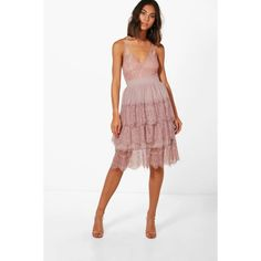 Boohoo Boutique Nova Eyelash Lace Layered Tulle Skirt ($22) ❤ liked on Polyvore featuring skirts, white maxi skirt, white tulle skirt, white skirt, tulle midi skirts and white midi skirt