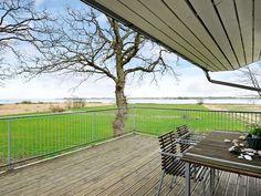 Terrasse Ferienhaus in Dänemark ...