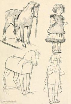 drawing for beginners, beginner art book, free art instruction online