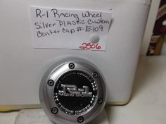 R1-Racing- custom wheel center cap E-109 hub centercap cover 2506 #R1RACING