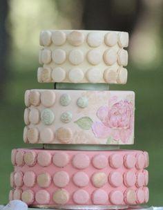 2013 Summer Weddings _Stylish Weddings Cakes