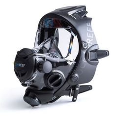 IDM= Integrated Dive Mask. No more jaw fatigue or dry throat from breathing…