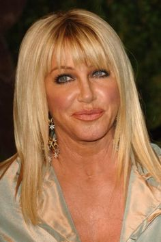 suzanne somers hairstyles : Suzanne Somers Beautiful people Pinterest
