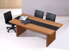 Ahşap ve çiftli renk uygulamalı panda toplantı masası. Büronuzda ekonomik olarak toplantı mobilyası ihtayıcınızı temin edebilirsiniz. Bağlantılar minifixlidir.