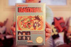 Calendrier de l'avent Nintendo NES #1 Dragon Ball   Poulette Magique