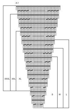 """Shore Line - Strikket DROPS top med korte ærmer i """"Big Merino"""" med bølgemønster. Strikket ovenfra og ned. Str S - XXXL. - Free pattern by DROPS Design"""