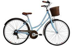 "Elswick Canterbury Womens Hybrid Bike 17"""