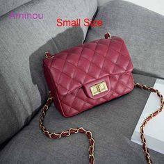 Luxury Small Messenger Bag